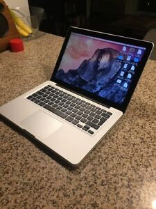 2013 - MacBook Pro Core i5 13''