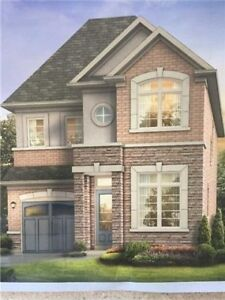 Very Bright, Brand New 3 Bed Detached Home in Burlington