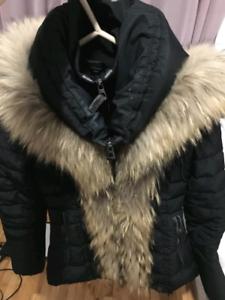 Rudsak coat-xs size