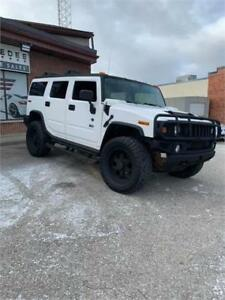 2004 HUMMER H2!4X4!VERY CLEAN! AUTOMATIC! CERTIFIED!