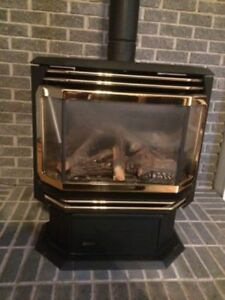 Natural Gas Stove