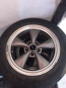 Wanted 2 -245x45x17 tires on 2003 mustang rims