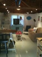 Boutique cottage in Gobles Grove Port Elgin-across rd from beach