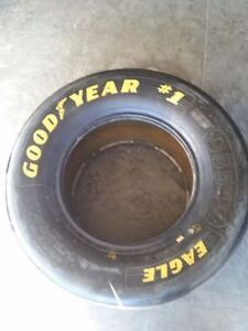 NASCAR style tire - Goodyear Eagle - NEW