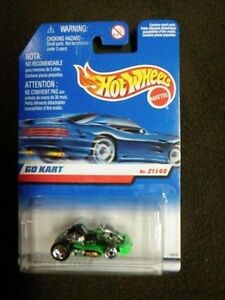 Go Kart -Hot Wheels