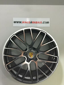 Mags 22 pouces CAYENNE TURBO S