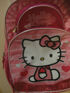 New Hello Kitty Book-Bag (Reduced)