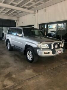 2007 Nissan Patrol GU IV MY06 ST Silver 4 Speed Automatic Wagon Menzies Mt Isa City Preview