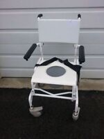 Maple Leaf Shower Chair & Commode in one --- ONLY $100 CASH