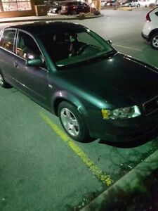 2002 Audi A4 Sedan 1.8 T PRICED FOR QUICK SALE