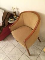 Chaise-fauteuil / couch-chair
