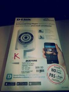 D-Link DCS-942L Day/Night Network Camera. (33697) (1)