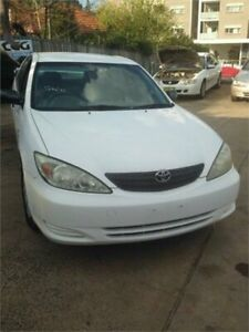 2004 Toyota Camry ACV36R Altise White 4 Speed Automatic Sedan Wentworthville Parramatta Area Preview