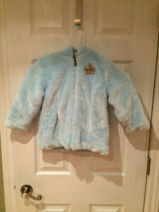 Size 4 Disney Fur Coat