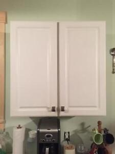 Price Reduced: Beautiful White kitchen cabinets