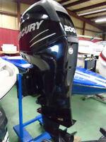 2011 Mercury Verado 4-Stroke XL - 173 Hours