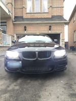 2011 BMW 335is M-Sport Coupe Black on Red Rare