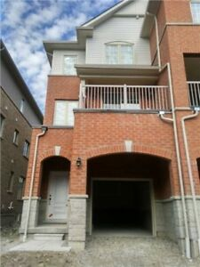 3br 3 wr  brand new townhouse in ajax  for rent $1950