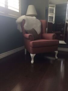 Wing Back Chair Free Delivery