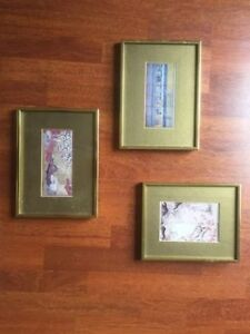 Set of 3 pictures Kitchener / Waterloo Kitchener Area image 1