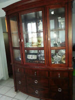 MOVING SALE - Display Cabinet/Armoire for Sale