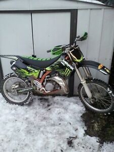Trade for Skidoo Rev that needs some work