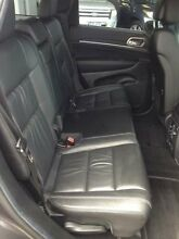 2014 Jeep Grand Cherokee WK MY14 Limited (4x4) Grey 8 Speed Automatic Wagon Beckenham Gosnells Area Preview