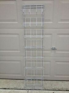 Metal retail floor stand / display unit on wheels - LOWER PRICE Cambridge Kitchener Area image 7