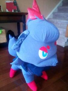 Pokemon Zorua Plush by Toy Factory