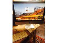 21.5inch Apple Mac - 4gb Ram, 1TB Hard Drive