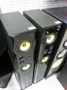 Digital research tower speakers. We s pl used goods 111169 (M)