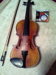 Hand Made Italian Violin (Guarneri copy) Just reduced in price!