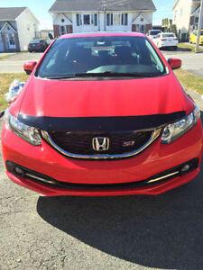 2014 Civic Si WITH full warranty