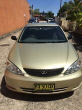 2004 Toyota Camry MCV36R Altise Gold 4 Speed Automatic Sedan Yagoona Bankstown Area Preview