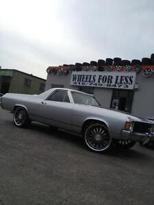 SUMMER RIMS ON SALE NOW AT WHEELS FOR LESS!!!