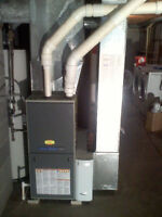 TANKLESS, WATER HEATER,FURNACE,GAS LINE FOR BBQ & STOVE,RED TAGS