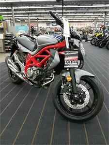 2015 Suzuki Gladius SFV650 - Last One In Stock!