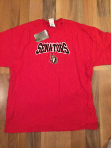 Ottawa Senators Mens XL Shirt - Brand NEW WITH TAGS