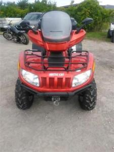 2014 ARCTIC CAT TRV550 **PRICE DROP**