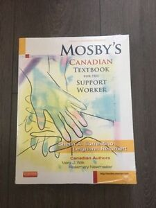 Mosby's Canadian Textbook for the Support Worker, 3rd edition