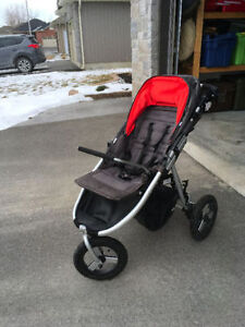 2015 BumbleRide Indie Stroller - Mint Condition