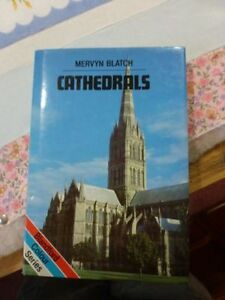 Book - Cathedrals by Mervyn Blatch - Hardcover - 1980