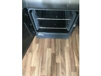 Freestanding Electric Cooker with Grill