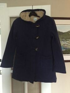 WINTER COAT GIRLS XTRA LARGE (14)