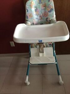 Peg perego 4positions high chair