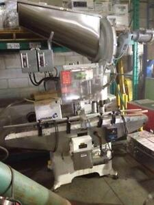 Bouchonneuses automatiques usagées (Resina, Capmatic) *AEVOS*