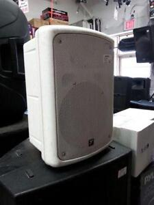Yorkville powered speakers. We sell used goods - 111216