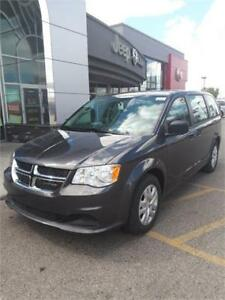 **BRAND NEW 2018 DODGE GRAND CARAVAN SE** 0% FINANCING!!