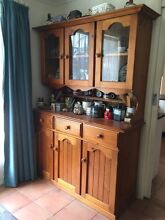 Wooden Hutch Dural Hornsby Area Preview
