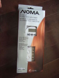 noma power bar with timer